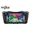 Штатная магнитола Gazer CM182-CW  на системе Android для Mazda 5