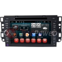 Штатная автомагнитола RedPower 18020 Android 4.2.2 для Chevrolet Captiva до 2010, Epica, Aveo до 2011