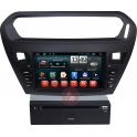 Штатная автомагнитола RedPower 18228 Android 4.2.2 для Citroen C-Elysee