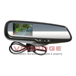 Зеркало заднего вида с дисплеем ICAR VDR TY-005