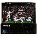 Автомагнитола с выездным монитором Celsior CST-7000 G DVD (Навител)