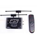 Цифровой эфирный  тюнер RS DVB-T2 HD