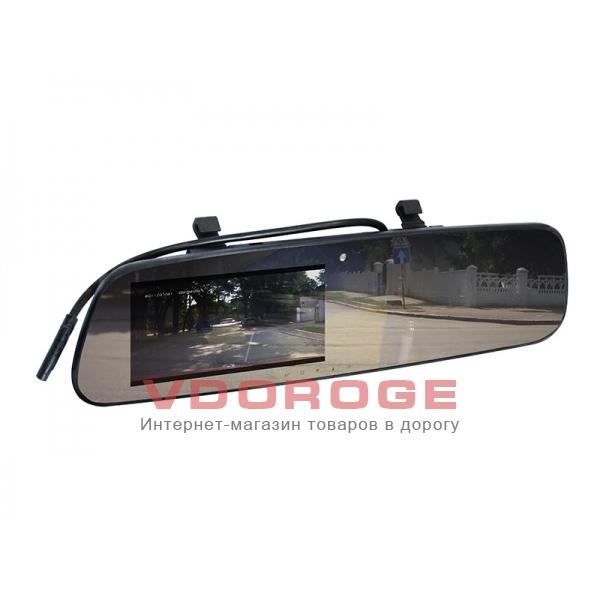 Зеркало заднего вида с регистратором Synteco Roadrover VDR-U05