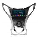 Штатная автомагнитола INCar Android для Hyundai Grandeur 2011+ (AHR-2465)