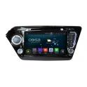 Штатная магнитола INCar Android для Kia RIO 2011+ (AHR-1886)