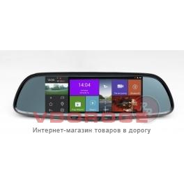 Зеркало видеорегистратор на Android 4.4.2 RedPower AMD65