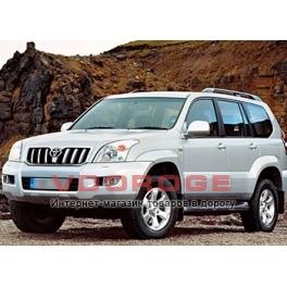 Пневмоподвеска Toyota Land Cruiser Prado