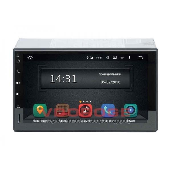 Универсальная 2DIN магнитола на Android 6.0 DSP Incar (AHR-9280)
